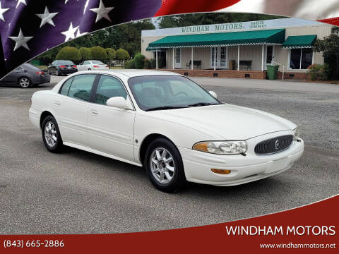 2004 Buick LeSabre for sale at Windham Motors in Florence SC