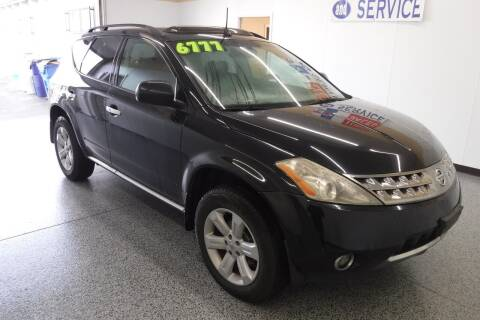 2006 Nissan Murano for sale at 777 Auto Sales and Service in Tacoma WA