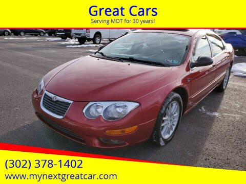 2004 Chrysler 300M for sale at Great Cars in Middletown DE