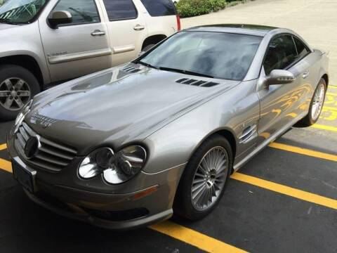2003 Mercedes-Benz SL-Class for sale at Wild About Cars Garage in Kirkland WA