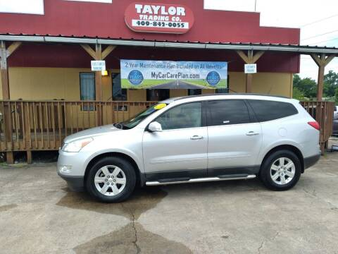 2011 Chevrolet Traverse for sale at Taylor Trading Co in Beaumont TX