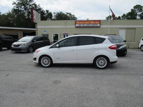 2013 Ford C-MAX Hybrid for sale at DERIK HARE in Milton FL