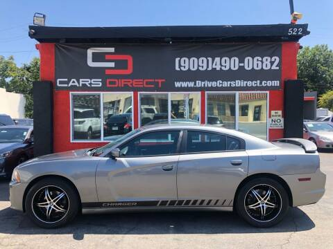 2011 Dodge Charger for sale at Cars Direct in Ontario CA