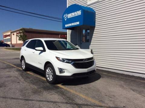 2019 Chevrolet Equinox for sale at Browning Chevrolet in Eminence KY