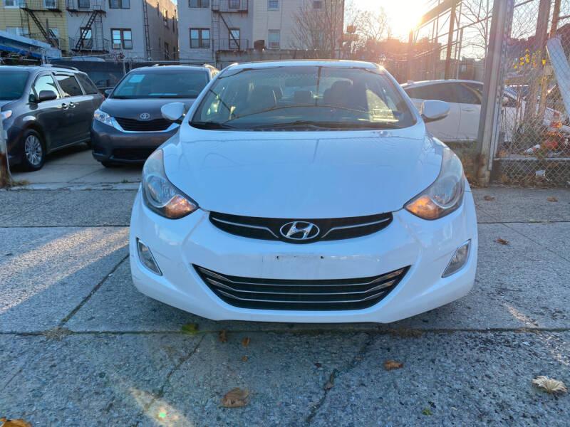 2011 Hyundai Elantra for sale at Luxury 1 Auto Sales Inc in Brooklyn NY