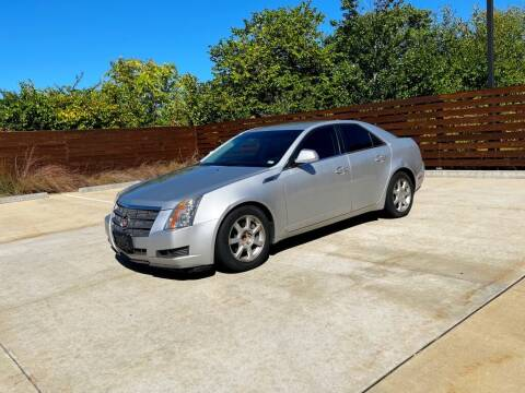 2009 Cadillac CTS for sale at Cartopia Auto Sales in Saint Louis MO