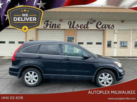 2011 Honda CR-V for sale at Autoplex Milwaukee in Milwaukee WI