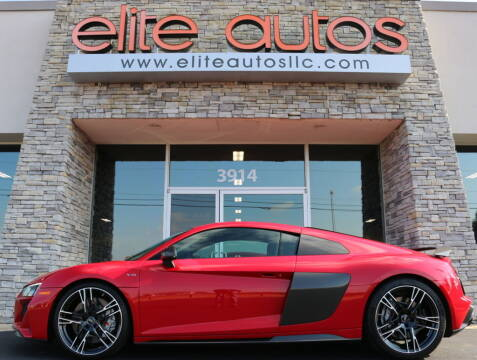 2020 Audi R8 for sale at Elite Autos LLC in Jonesboro AR