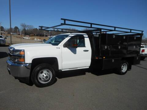2015 Chevrolet Silverado 3500HD for sale at Benton Truck Sales - Flatbeds in Benton AR