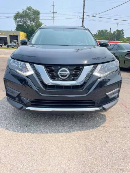 2018 Nissan Rogue for sale in Mount Clemens, MI