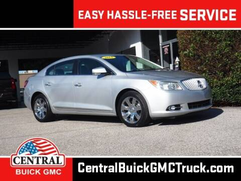 2011 Buick LaCrosse for sale at Central Buick GMC in Winter Haven FL