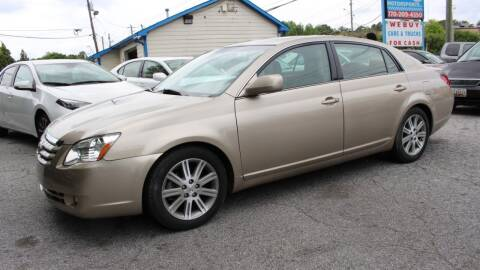 2006 Toyota Avalon for sale at NORCROSS MOTORSPORTS in Norcross GA