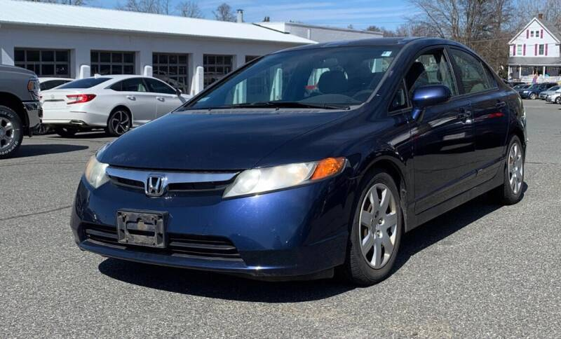 2008 Honda Civic for sale at Cars 2 Love in Delran NJ