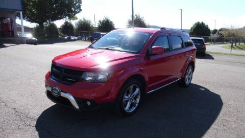 2017 Dodge Journey for sale at Steve Johnson Auto World in West Jefferson NC