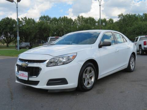 2015 Chevrolet Malibu for sale at Low Cost Cars North in Whitehall OH