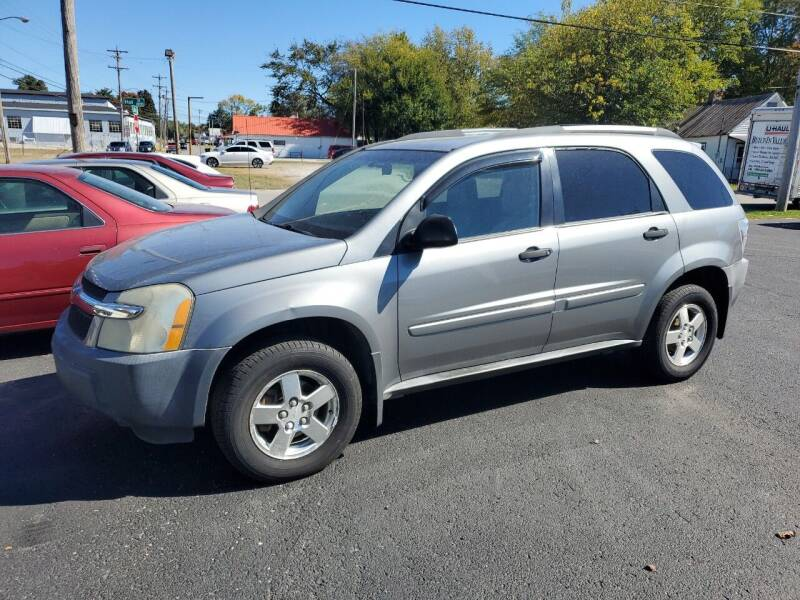 2005 Chevrolet Equinox for sale at Cartraxx Auto Sales in Owensboro KY