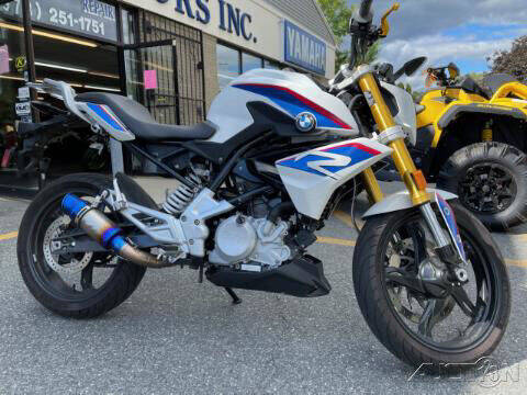 2018 BMW G for sale at ROUTE 3A MOTORS INC in North Chelmsford MA
