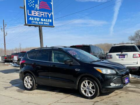 2013 Ford Escape for sale at Liberty Auto Sales in Merrill IA