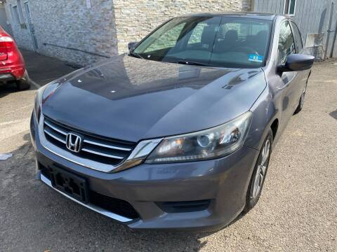 2013 Honda Accord for sale at MFT Auction in Lodi NJ