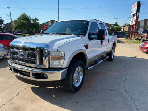 2008 Ford F-250 Super Duty for sale at Car Gallery in Oklahoma City OK