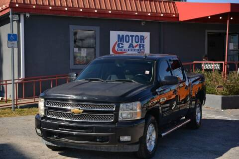 2012 Chevrolet Silverado 1500 for sale at Motor Car Concepts II - Kirkman Location in Orlando FL