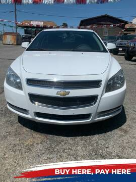 2012 Chevrolet Malibu for sale at E-Z Pay Used Cars in McAlester OK
