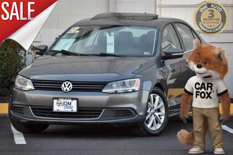 2013 Volkswagen Jetta for sale at JDM Auto in Fredericksburg VA
