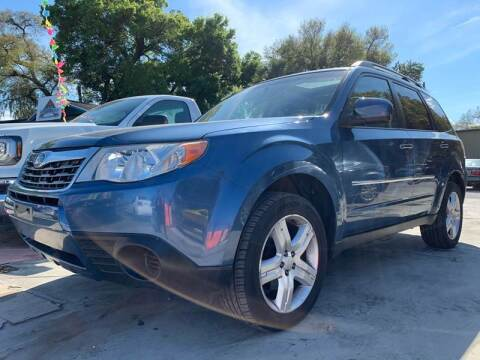 2010 Subaru Forester for sale at Always Approved Autos in Tampa FL