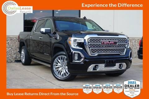2019 GMC Sierra 1500 for sale at Dallas Auto Finance in Dallas TX
