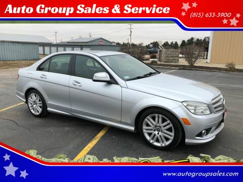 2008 Mercedes-Benz C-Class for sale at Auto Group Sales in Roscoe IL