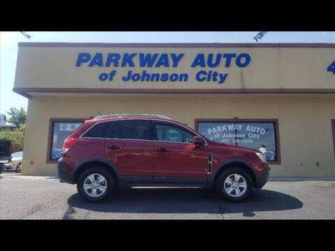 2009 Saturn Vue for sale at PARKWAY AUTO SALES OF BRISTOL - PARKWAY AUTO JOHNSON CITY in Johnson City TN