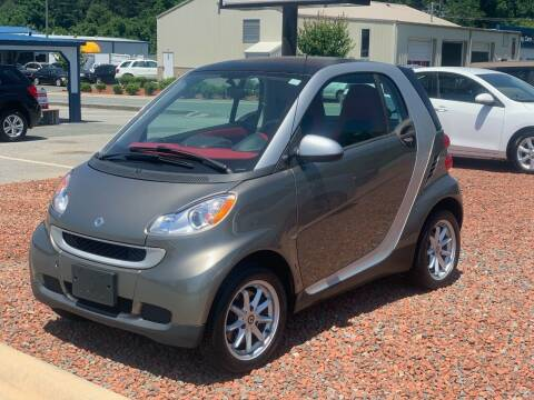 2009 Smart fortwo for sale at Big Daddy's Auto in Winston-Salem NC