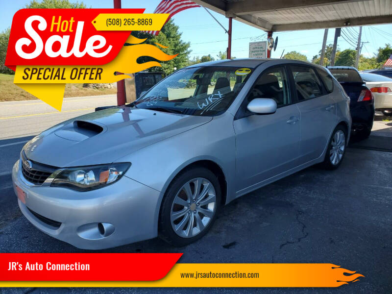 2008 Subaru Impreza for sale at JR's Auto Connection in Hudson NH
