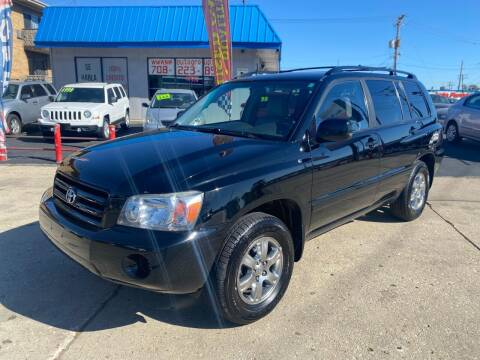 2006 Toyota Highlander for sale at Nationwide Auto Group in Melrose Park IL
