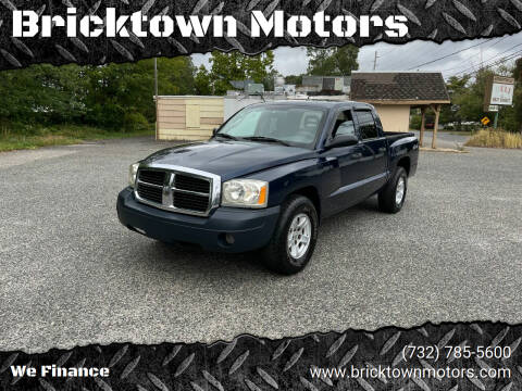 2006 Dodge Dakota for sale at Bricktown Motors in Brick NJ