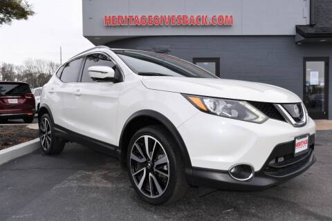 2017 Nissan Rogue Sport for sale at Heritage Automotive Sales in Columbus in Columbus IN