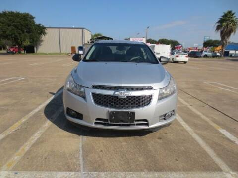 2014 Chevrolet Cruze for sale at MOTORS OF TEXAS in Houston TX