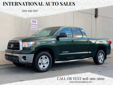 2013 Toyota Tundra for sale at International Auto Sales in Hasbrouck Heights NJ