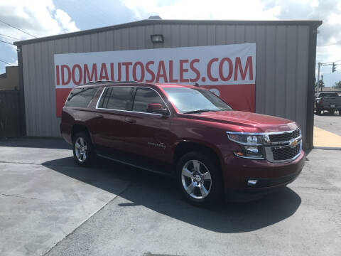 2017 Chevrolet Suburban for sale at Auto Group South - Idom Auto Sales in Monroe LA