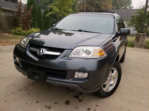 2005 Acura MDX for sale at A1 Group Inc in Portland OR