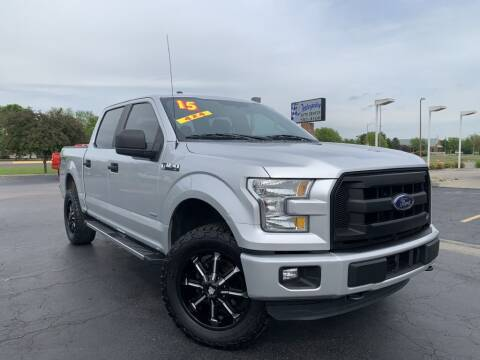 2015 Ford F-150 for sale at Integrity Auto Center in Paola KS