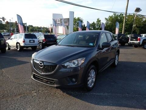 2014 Mazda CX-5 for sale at P J McCafferty Inc in Langhorne PA