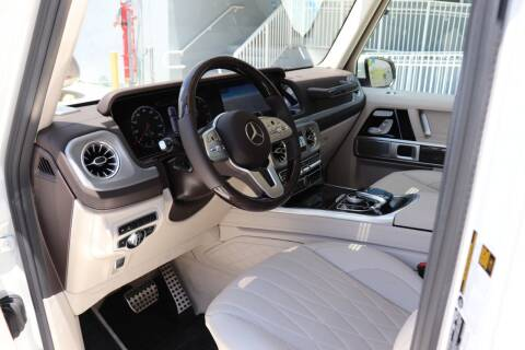 2021 Mercedes-Benz G-Class for sale at PERFORMANCE AUTO WHOLESALERS in Miami FL