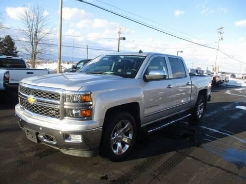 2014 Chevrolet Silverado 1500 for sale at FINAL DRIVE AUTO SALES INC in Shippensburg PA