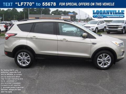 2018 Ford Escape for sale at NMI in Atlanta GA