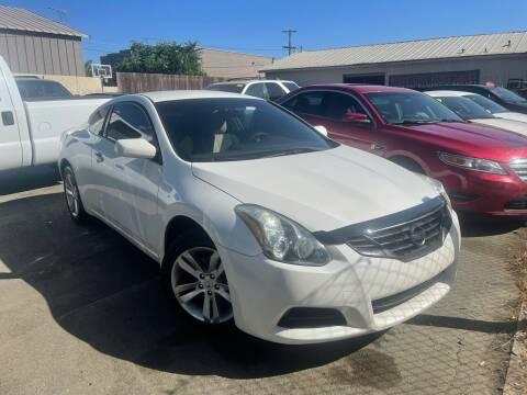 2010 Nissan Altima for sale at River City Auto Sales Inc in West Sacramento CA