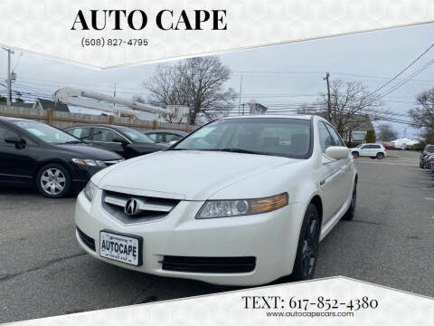 2006 Acura TL for sale at Auto Cape in Hyannis MA