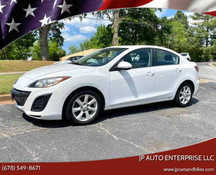 2011 Mazda MAZDA3 for sale at JP Auto Enterprise LLC in Duluth GA