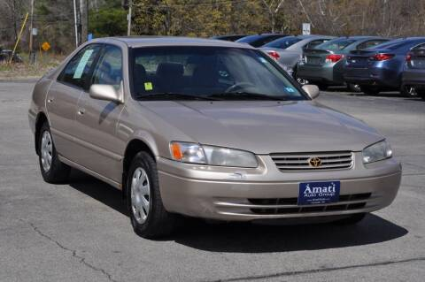 1997 Toyota Camry for sale at Amati Auto Group in Hooksett NH