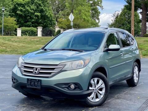 2012 Honda CR-V for sale at Sebar Inc. in Greensboro NC